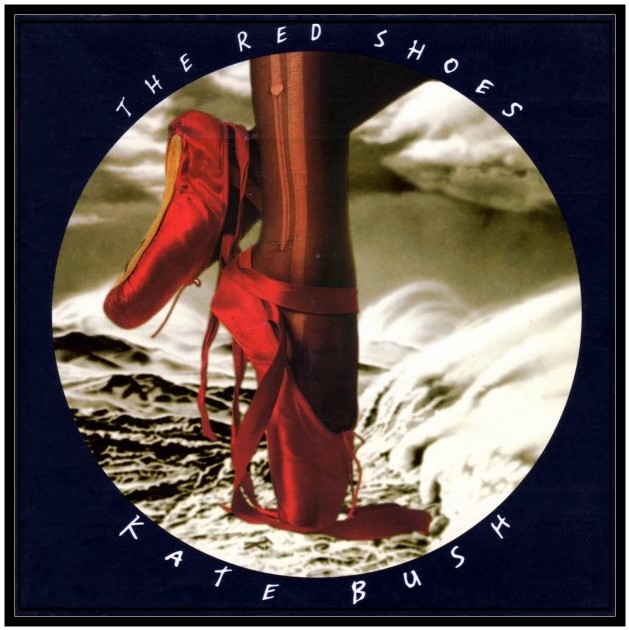 The Red Shoes Album - Rahmen 3
