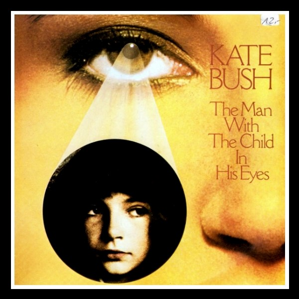 The Man With The Child In His Eyes Reissue England A