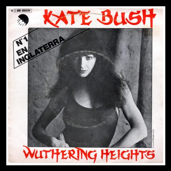 Wuthering Heights 2. Cover Spanien A
