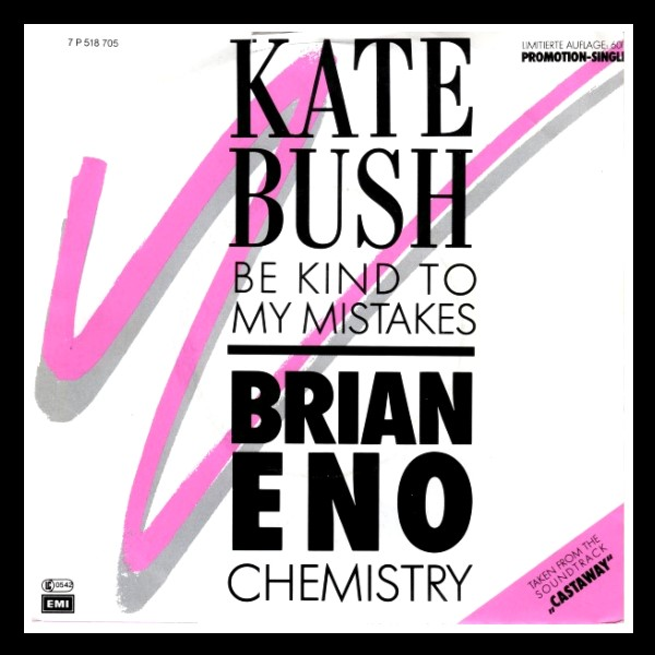 Be Kind To My Mistakes Promo Deutschland A