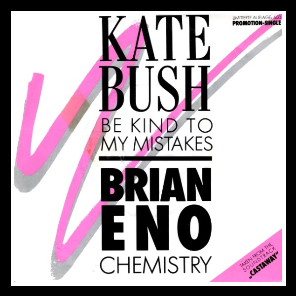 Be Kind To My Mistakes Promo Deutschland B