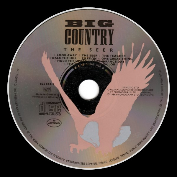 Big Country The Seer C