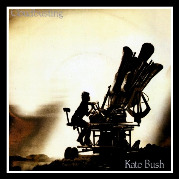 Cloudbusting Silver Labels England A