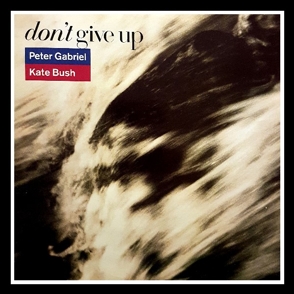 Don't Give Up Promo England A