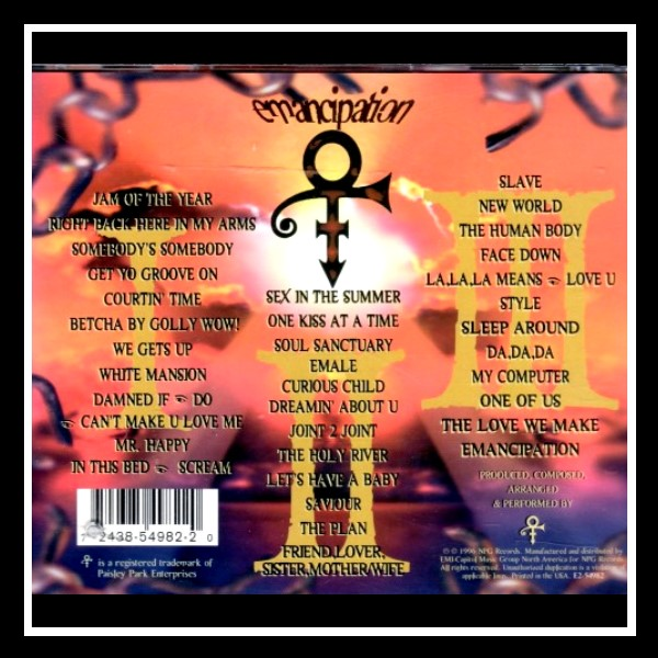 Prince Emancipation B