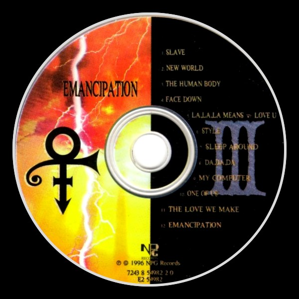 Prince Emancipation E