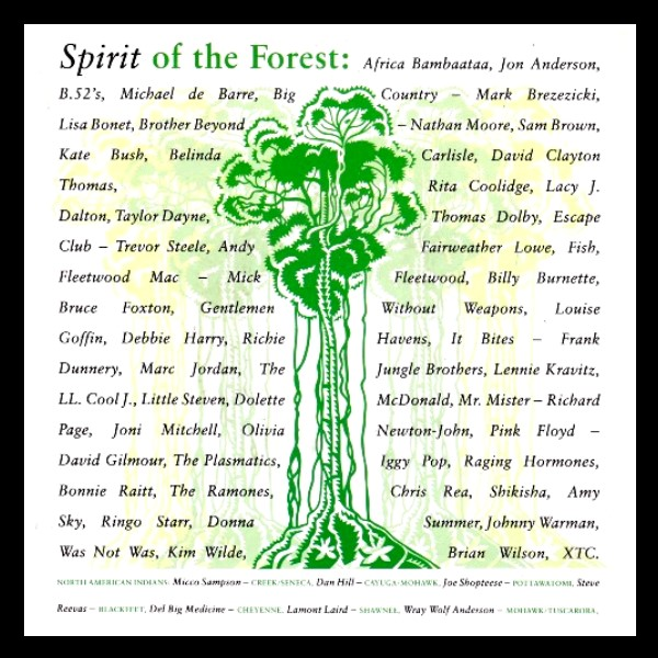 Spirit Of The Forest A