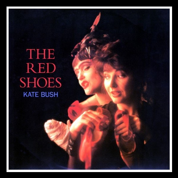 The Red Shoes Fehlpressung England A