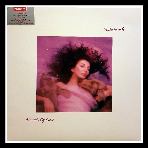 Hounds Of Love Vinyl Collection England A