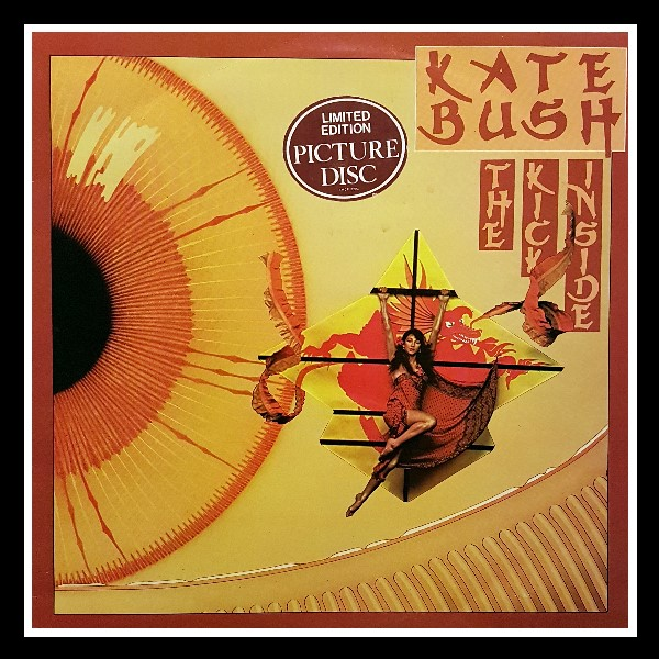 The Kick Inside 2. Picture Disc England A