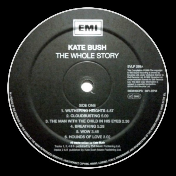 The Whole Story Simply Vinyl England A