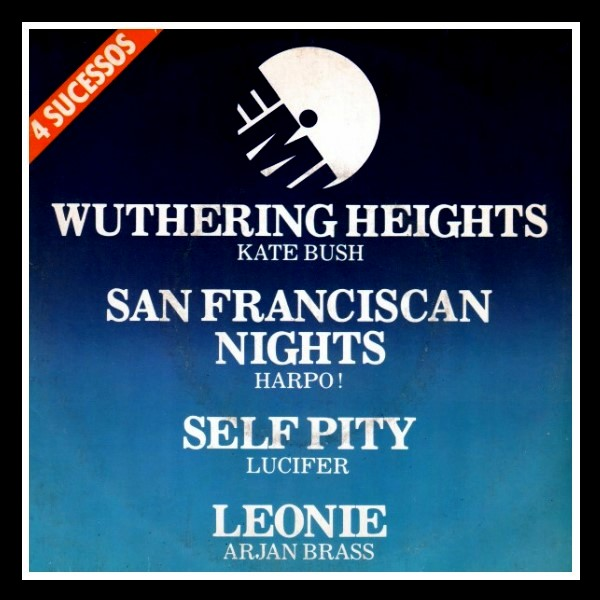 Wuthering Heights EP 2 Brasilien A