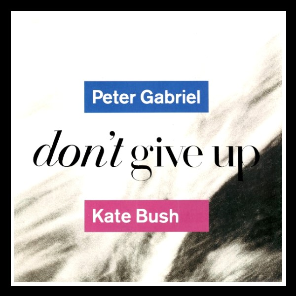 Don't Give Up Postersleeve England A