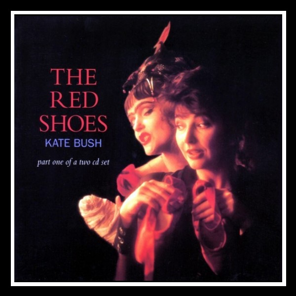The Red Shoes England Part 1 Maxi CD A