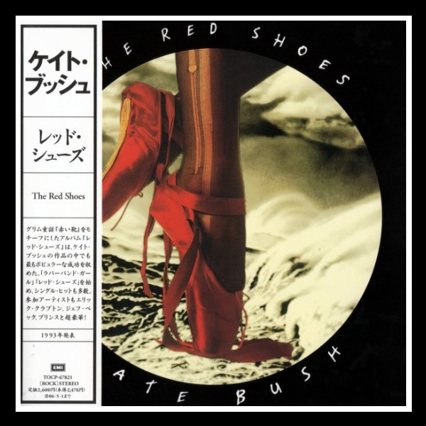 The Red Shoes Japan 1. Mini LP CD A