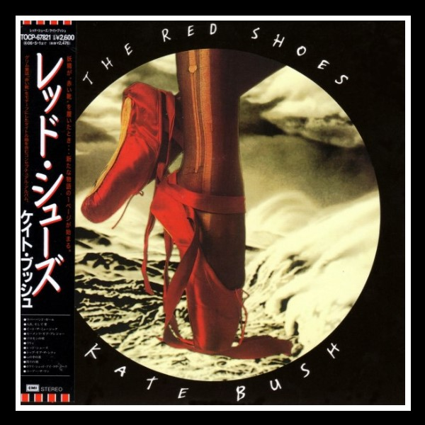 The Red Shoes Japan 2. Mini LP CD A