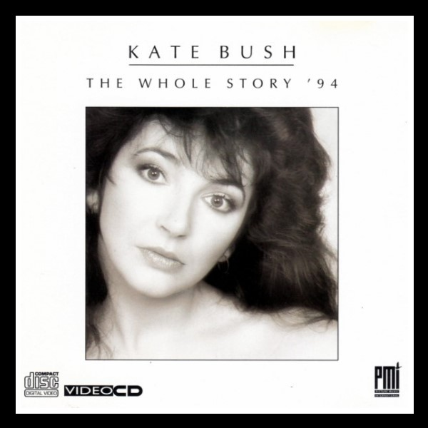 The Whole Story Video CD England A