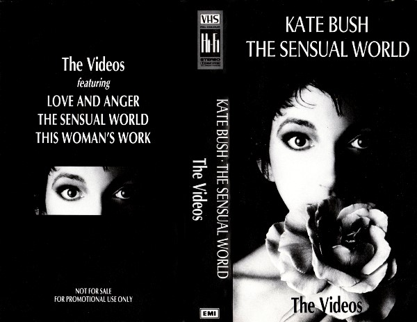The Sensual World Promo Video