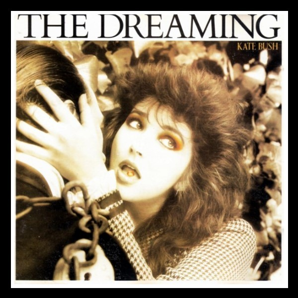 The Dreaming Reissue England A