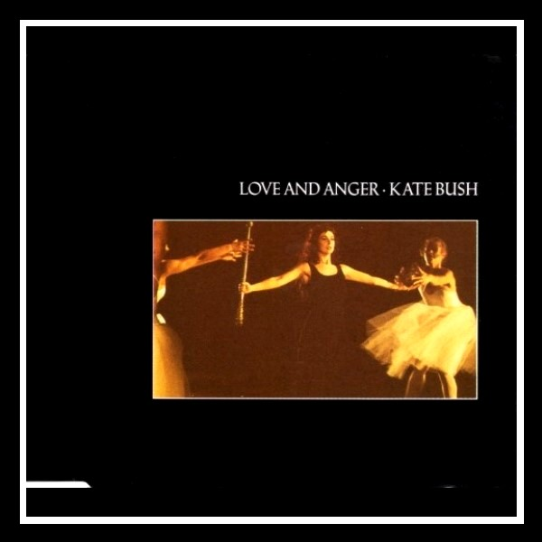 Love And Anger England Maxi CD A