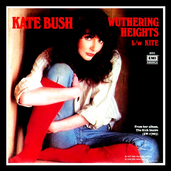 Wuthering Heights West Coast Sleeve Amerika A
