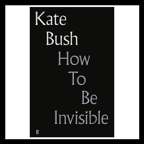 How To Be Invisible Lyric Book
