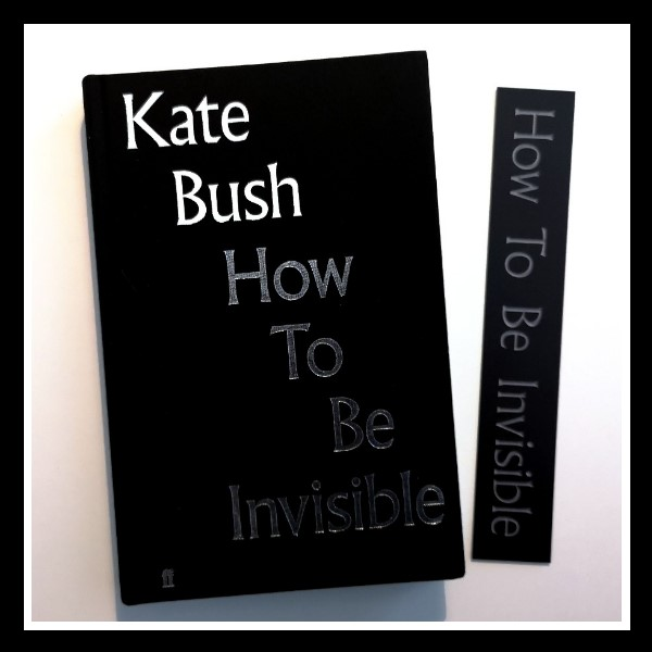 How To Be Invisible signed A