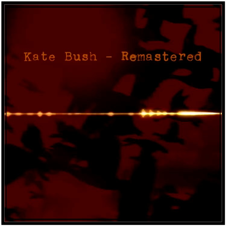 Kate Bush Remastered Button neu