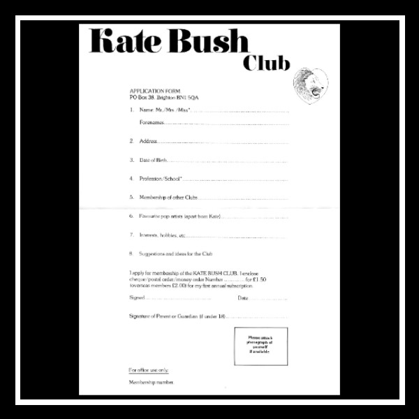 Kate-Bush-Club-Formular-A