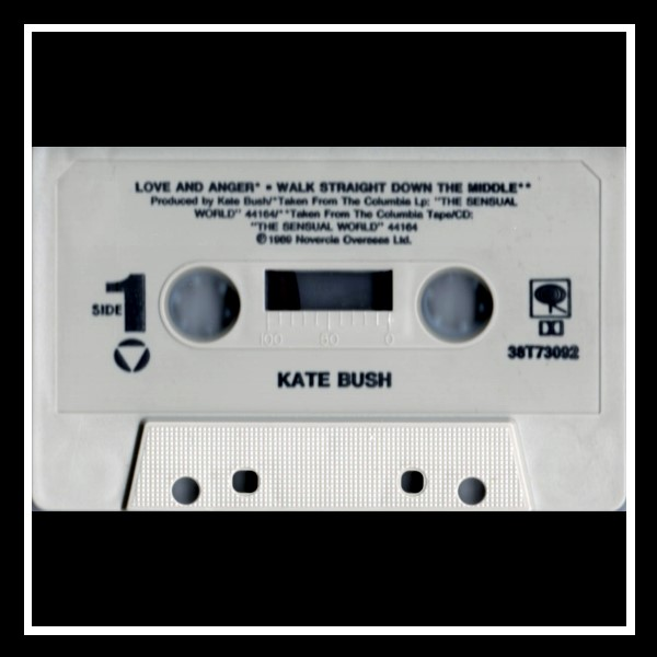 Love And Anger Cassingle Amerika C