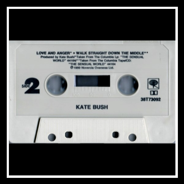 Love And Anger Cassingle Amerika D