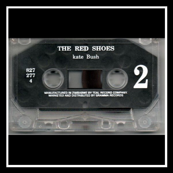 The Red Shoes Simbabwe F