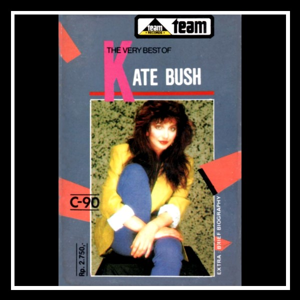 The Very Best Of Kate Bush Indonesien A