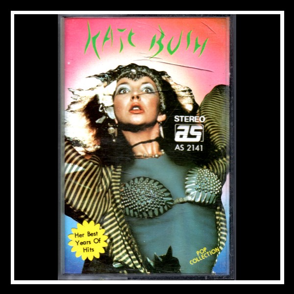 Kate Bush Her Best Years of Hits A